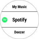 Monitor aktivity GARMIN-Forerunner 245 Music Aqua -