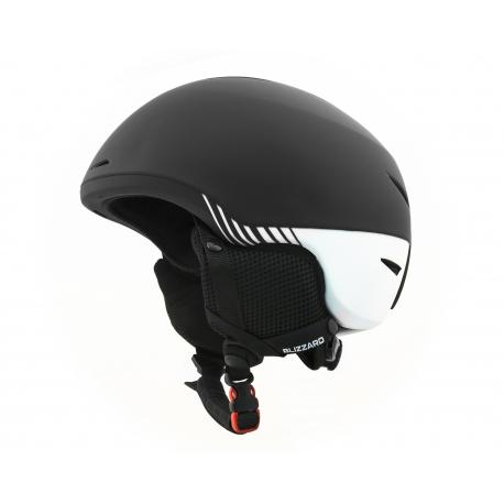 Lyžiarska prilba BLIZZARD-Speed ski helmet, black matt/white matt