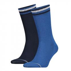 Pánske ponožky TOMMY HILFIGER-Men Pete Sock 2p Tommy Original