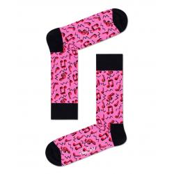Ponožky HAPPY SOCKS-City Jazz Sock -CTJ01-3000