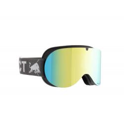 Lyžiarske okuliare RED BULL SPECT-BONNIE-002, matt olive green frame/olive green headband, le