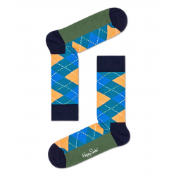 Ponožky HAPPY SOCKS-Argyle Sock -ARY01-7300
