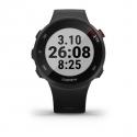 Monitor aktivity GARMIN-Forerunner 45S, černý -