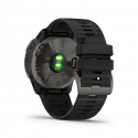 Monitor aktivity GARMIN-Fénix 6X PRO, Black, Black band -