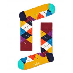 Ponožky HAPPY SOCKS-Argyle Sock -ARY01-2701