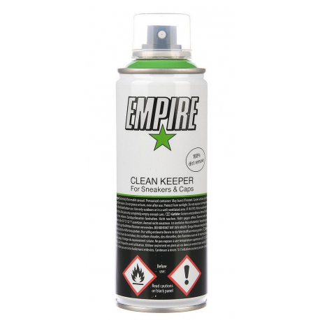 Ošetřovací přípravek na obuv EMPIRE-Clean Keeper 200ml
