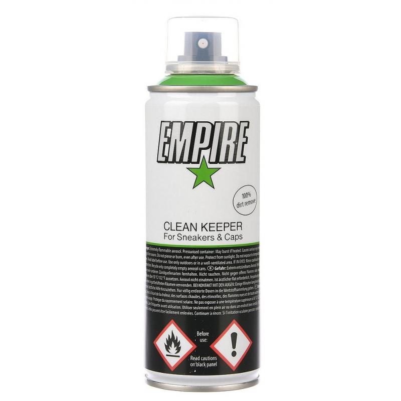 Ošetřovací přípravek na obuv EMPIRE-Clean Keeper 200ml -
