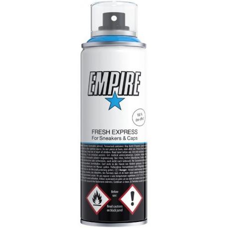 Ošetřovací přípravek na obuv EMPIRE-Fresh Express 200ml