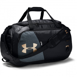 Cestovná taška UNDER ARMOUR-Undeniable Duffel 4.0 MD-BLK