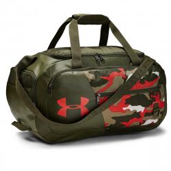 Cestovná taška UNDER ARMOUR-Undeniable Duffel 4.0 SM-WHT