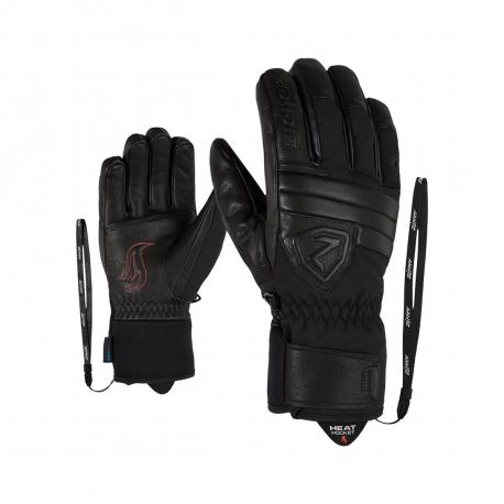 Lyžiarske rukavice ZIENER-GLOWUS AS(R) AW glove ski alpine