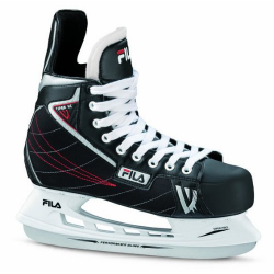 Pánske hokejové korčule FILA-VIPER HC BLACK/RED