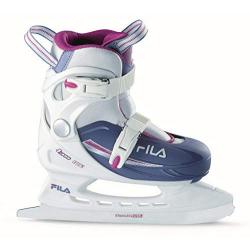 Juniorské ľadové korčule FILA-J-ONE G ICE HR WHITE/LIGHTBLUE
