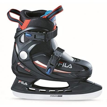 Juniorské lední brusle FILA-J-ONE ICE HR BLK / RED / BLUE
