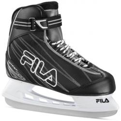 Pánske ľadové korčule FILA-VIPER CF REC BLACK/SILVER