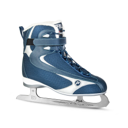 Dámske ľadové korčule FILA SKATES-CHRISSY LX BLUE/SILVER