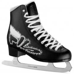 Dámske ľadové korčule FILA SKATES-EVE LOGO BLACK/WHITE