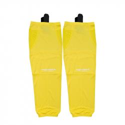 Hokejové štulpny FISCHER-Practice Socks yellow