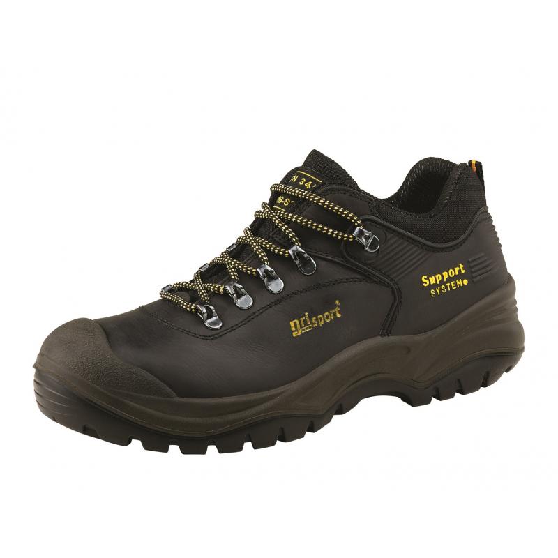Pánská pracovní obuv nízká Grisport-Asiago black -