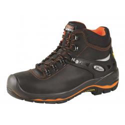 Pánska pracovná obuv stredná GRISPORT-Marmolada black