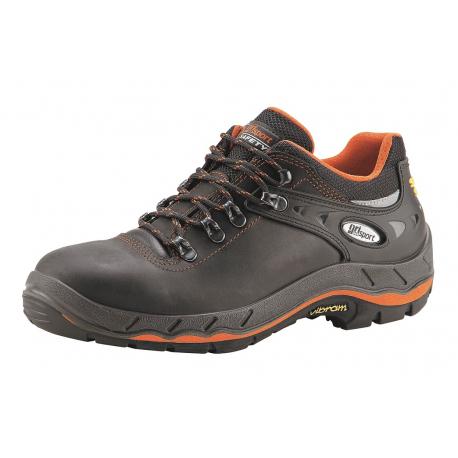 Pánska pracovná obuv nízka GRISPORT-Pordoi black