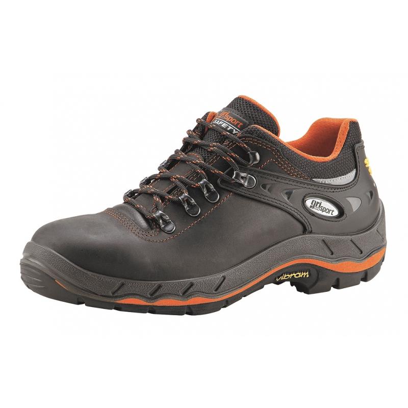 Pánská pracovní obuv nízká Grisport-Pordoi black -