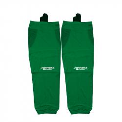 Hokejové štulpny FISCHER-Practice Socks green