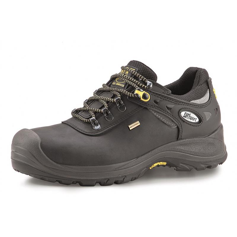 Pracovní obuv nízká Grisport-Brennero black -