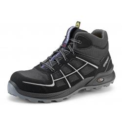 Pracovná obuv stredná GRISPORT-Rush black