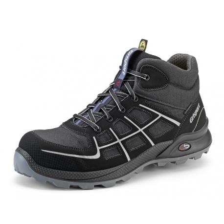 Pracovní obuv střední Grisport-Rush black