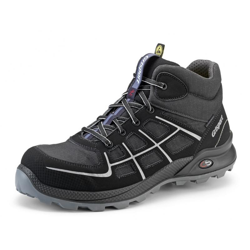 Pracovní obuv střední Grisport-Rush black -