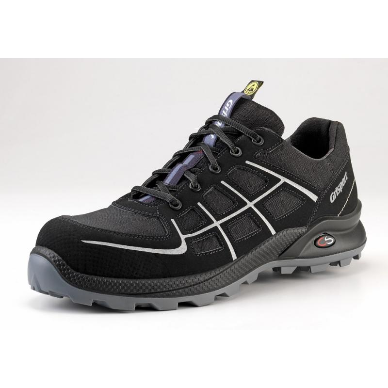 Pracovná obuv nízka GRISPORT-Sprint black -