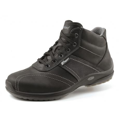 Pracovná obuv stredná GRISPORT-Marostica black