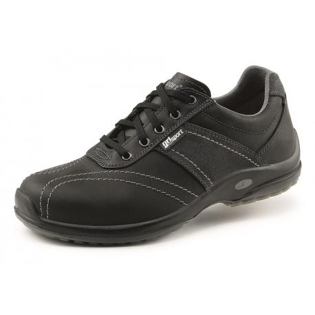 Pracovná obuv nízka GRISPORT-Bassano black