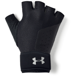 Dámske fitness rukavice UNDER ARMOUR-UA Womens Weight Lifting Glove-BLK