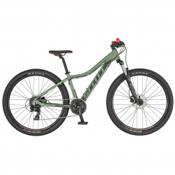 Dámsky horský bicykel SCOTT-Contessa 730 olive/peach