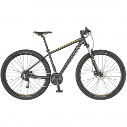 Horský bicykel SCOTT-Aspect 750 black/bronze