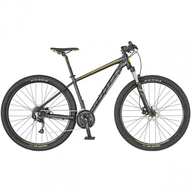 Horské kolo SCOTT-Aspect 750 black / bronze -