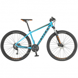 Horský bicykel SCOTT-Aspect 950 light blue/red