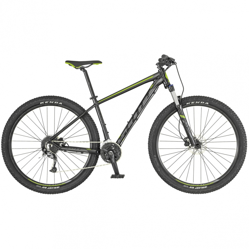 Horský bicykel SCOTT-Aspect 940 black/green -