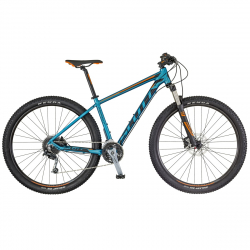 Horský bicykel SCOTT-Aspect 930 blue/orange