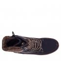 Dámska zimná obuv vysoká NORDBRANDT-210-024-90-black -