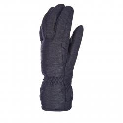 Lyžařské rukavice ZIENER-IMP 19-1396 AS (R) glove-193060-822-Grey dark