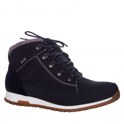 Pánská zimní obuv střední NIK-Capanne black