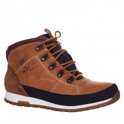 Pánská zimní obuv střední NIK-Capanne beige