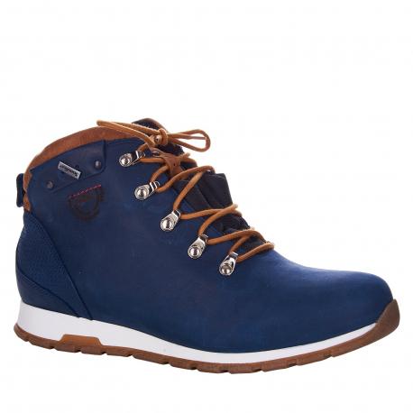 Pánska zimná obuv stredná NIK-Ventoso blue
