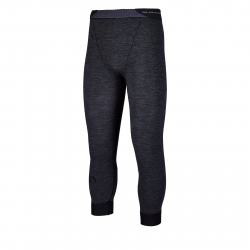 Pánske termo nohavice BLIZZARD-Mens long pants, merino wool, anthracite