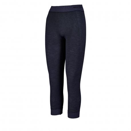 Dámské termo kalhoty BLIZZARD-Viva long pants, merino wool, anthracite