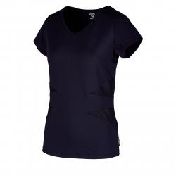 Dámske tréningové tričko s krátkym rukávom AUTHORITY-FITFLOWER T-SHIRT_DS black