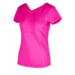 Dámske tréningové tričko s krátkym rukávom AUTHORITY-FITRAINBOW T-SHIRT_DS pink